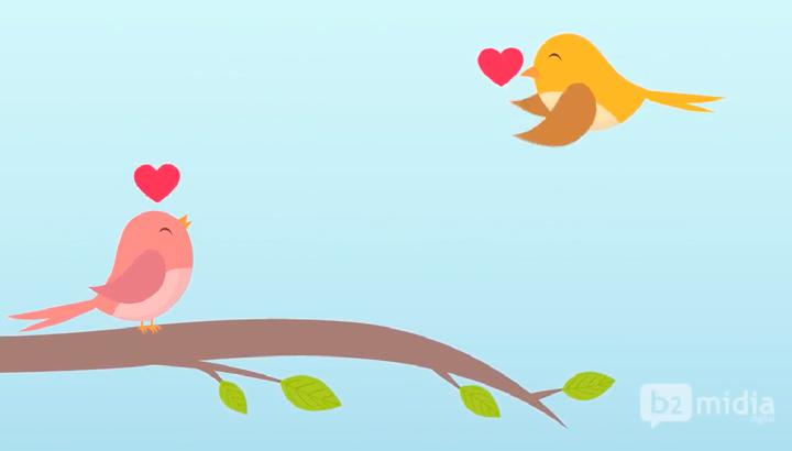 Animação | Dia dos Namorados