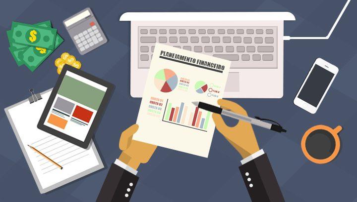 Planejamento financeiro na Comunicação Interna
