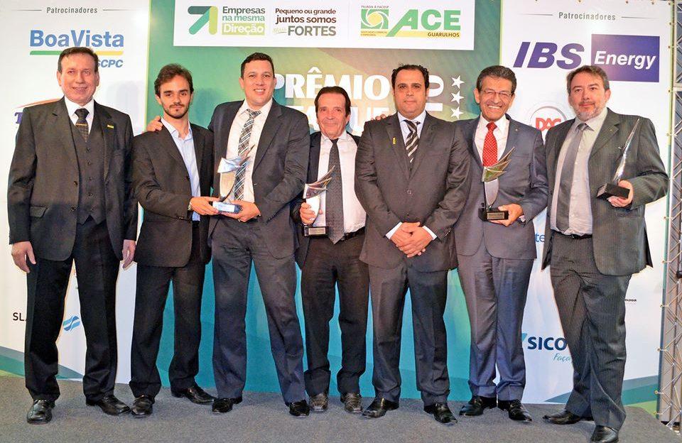 B2 Mídia leva prêmio em evento realizado pela ACE