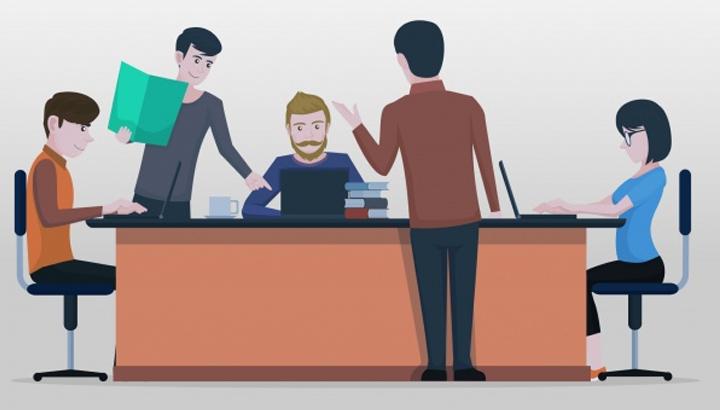 Animação | 4 dicas para gastar menos tempo em reuniões