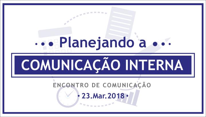 Encontro de Comunicação: Inscrições