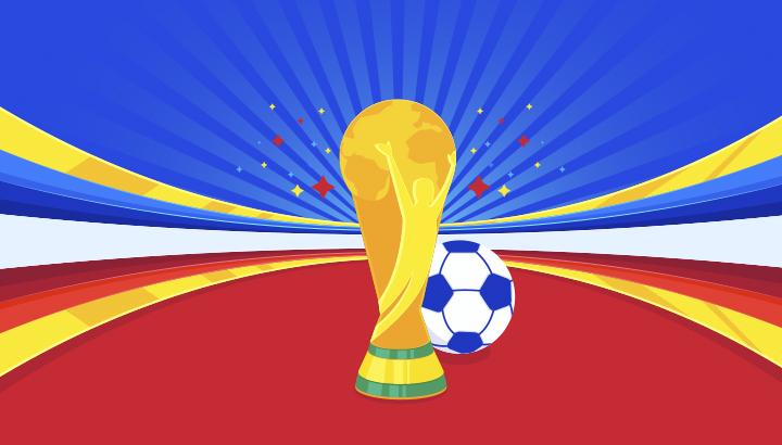 Como comemorar a Copa do Mundo na empresa