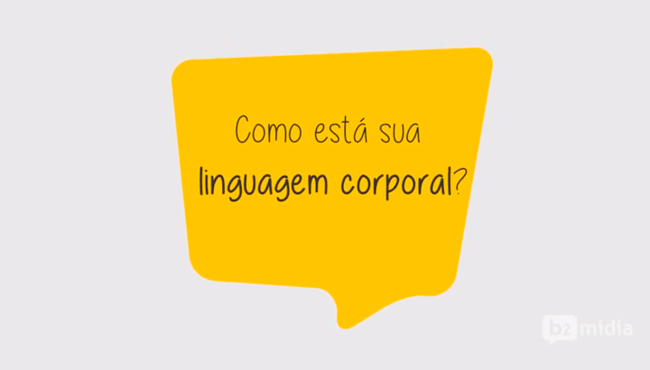 Animação | Linguagem Corporal