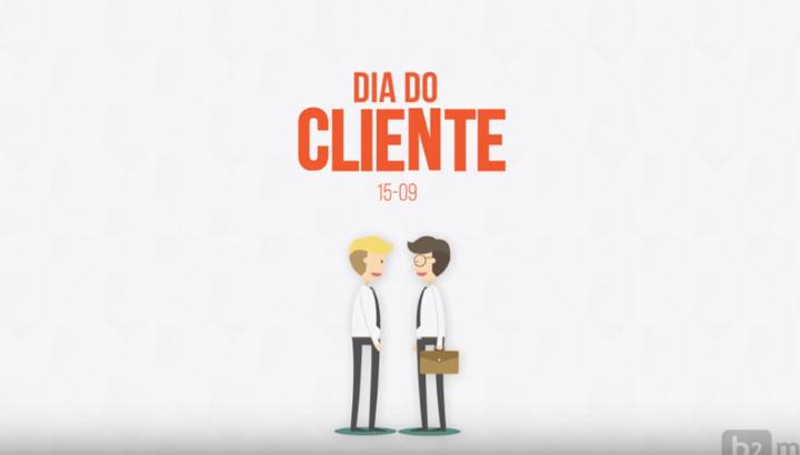 Animação | Dia do Cliente
